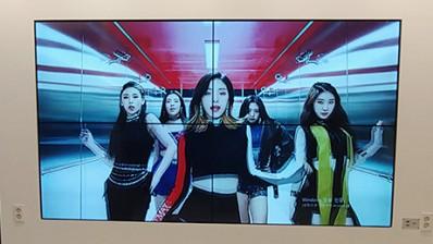 [2단 2열 비디오월] 김해 아이스퀘어몰